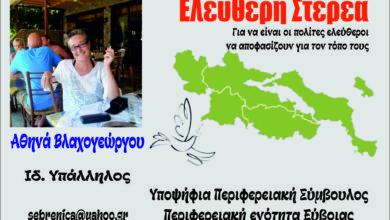 Photo of Αθηνά Ευαγγελία Βλαχογεώργου