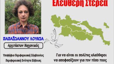 Photo of Λουκία Παπαϊωάννου